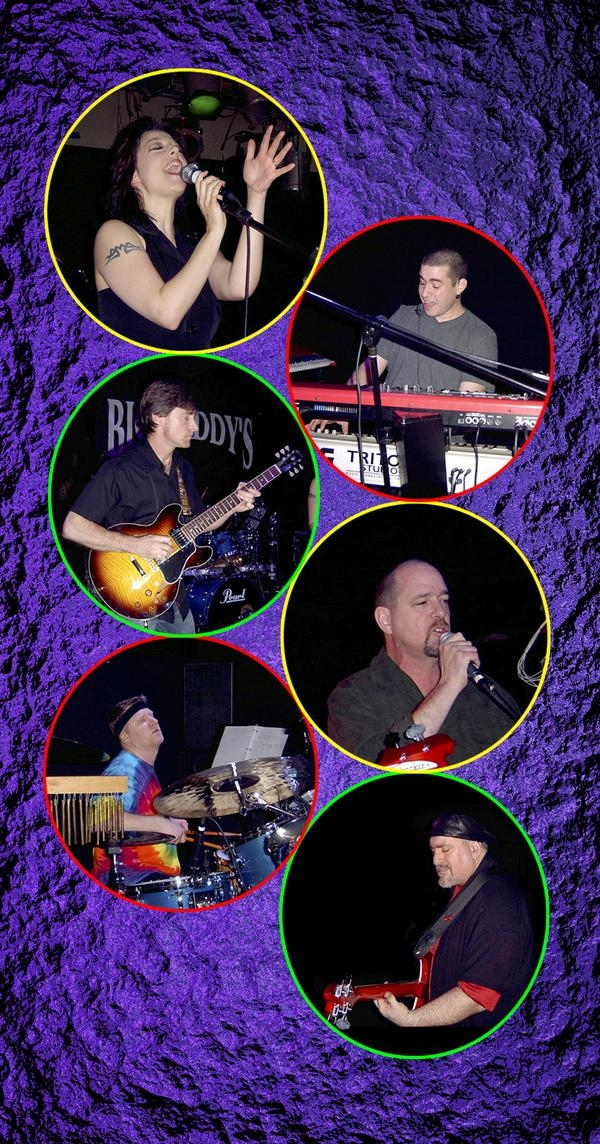 Parallels (Seattle's Yes Tribute Band)