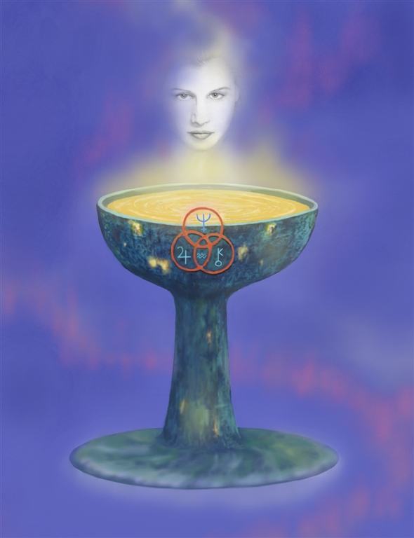 Ace of Cups: Essence of Love