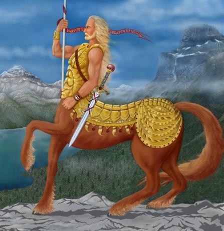 Chiron the Centaur
