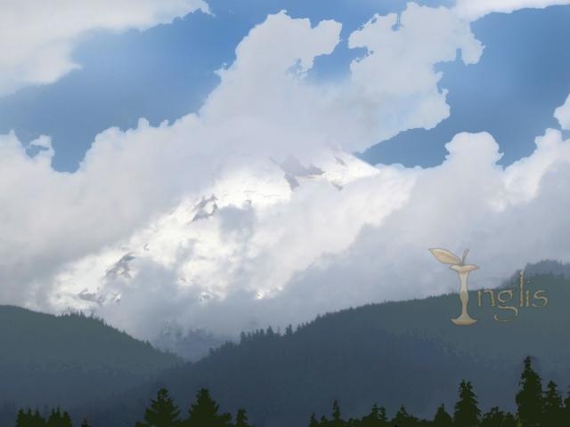 Mt Kulshan (aka Mt Baker)